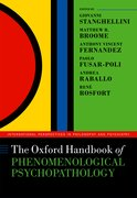 Cover for The Oxford Handbook of Phenomenological Psychopathology - 9780198803157