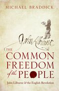 Cover for The Common Freedom of the People - 9780198803232