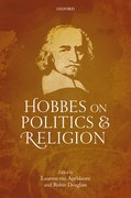 Cover for Hobbes on Politics and Religion