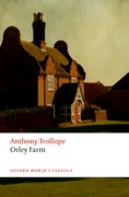 Cover for Orley Farm - 9780198803744