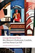 Cover for Mrs Warren