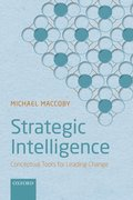 Cover for Strategic Intelligence - 9780198804017