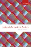 Cover for Materials for the 21st Century - 9780198804079