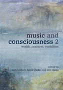 Cover for Music and Consciousness 2
