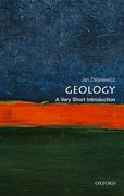 Cover for Geology: A Very Short Introduction