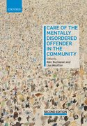 Cover for Care of the Mentally Disordered Offender in the Community