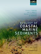 Cover for Ecology of Coastal Marine Sediments