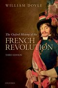 Cover for The Oxford History of the French Revolution