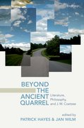 Cover for Beyond the Ancient Quarrel