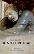 Cover for If Not Critical