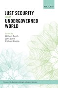 Cover for Just Security in an Undergoverned World