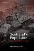 Cover for Scottish Populations from the 1850s to Today