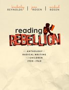 Cover for Reading and Rebellion
