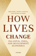 Cover for How Lives Change - 9780198806509
