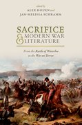 Cover for Sacrifice and Modern War Literature
