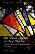 Cover for The Human Condition in Hilary of Poitiers