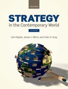 Cover for Strategy in the Contemporary World