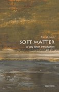 Cover for Soft Matter: A Very Short Introduction