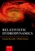 Cover for Relativistic Hydrodynamics - 9780198807599