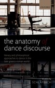 Cover for The Anatomy of Dance Discourse