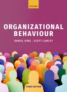Cover for Organizational Behaviour - 9780198807780