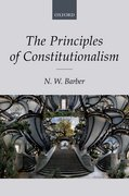 Cover for The Principles of Constitutionalism