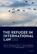 Cover for The Refugee in International Law