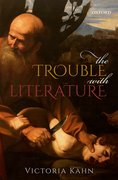 Cover for The Trouble with Literature