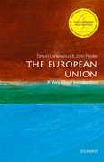 Cover for The European Union: A Very Short Introduction - 9780198808855