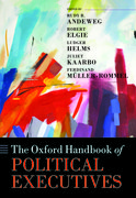 Cover for The Oxford Handbook of Political Executives
