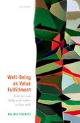 Cover for Well-Being as Value Fulfillment