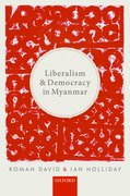 Cover for Liberalism and Democracy in Myanmar