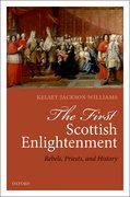 Cover for The First Scottish Enlightenment