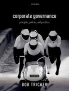 Cover for Corporate Governance