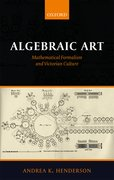 Cover for Algebraic Art