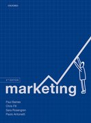 Cover for Marketing