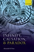 Cover for Infinity, Causation, and Paradox