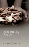 Cover for Measuring Peace