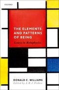 Cover for The Elements and Patterns of Being