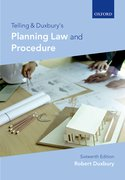 Cover for Telling & Duxbury Planning Law and Procedure