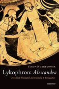 Cover for Lykophron: Alexandra