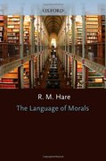 Cover for The Language of Morals