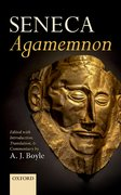 Cover for Seneca: <em>Agamemnon</em>