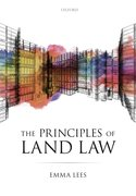 Cover for The Principles of Land Law