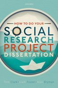 Cover for How to do your Social Research Project or Dissertation