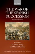 Cover for The War of the Spanish Succession