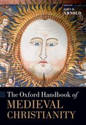 Cover for The Oxford Handbook of Medieval Christianity