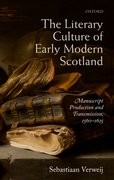 Cover for The Literary Culture of Early Modern Scotland