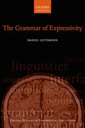 Cover for The Grammar of Expressivity