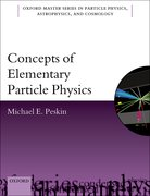 Cover for Concepts of Elementary Particle Physics